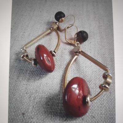 Earrings £40
