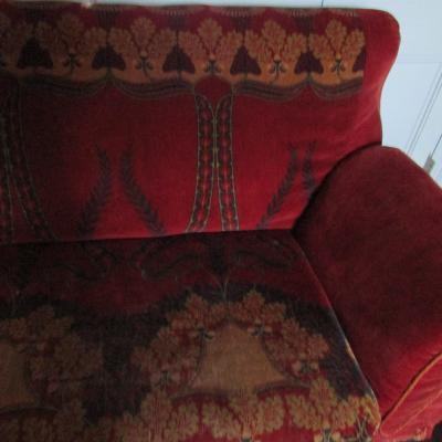 Art Nouveau Sofa Original