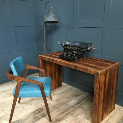 Reclaimed Wood Desk £550.00