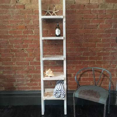 Stepped Shelving