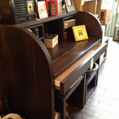 Bureau Desk with Drawer £1,195