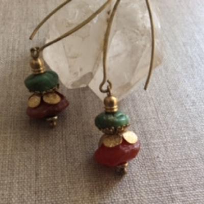 Earrings Ref 1