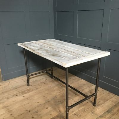 GAS PIPE TABLE £495.00