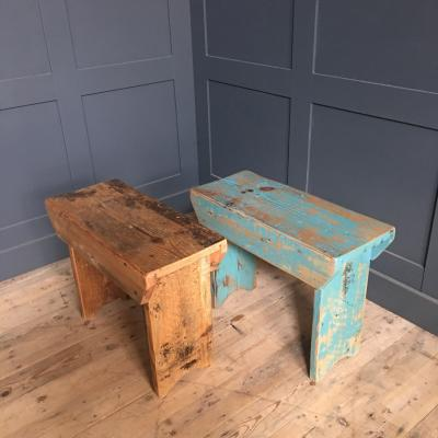 Primitive Stool/Beside Unit