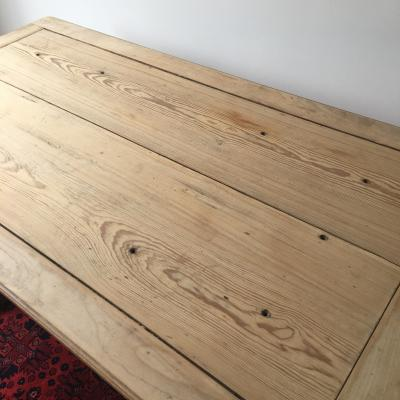 ORIGINAL CHURCH VESTRY TABLE £450
