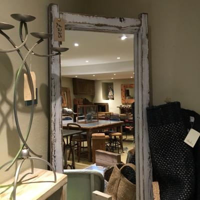 Reclaimed Tall Mirror