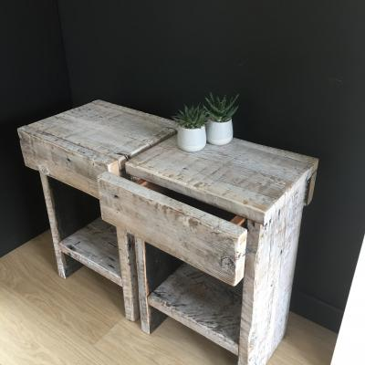 Reclaimed Bed/Sofa  Unit £275
