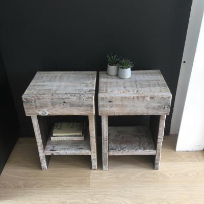 Reclaimed Bed/Sofa  Unit £275