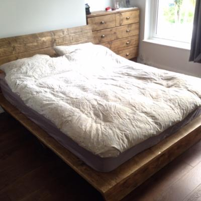 Bed Reclaimed