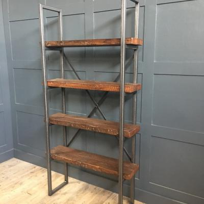 Thick Reclaimed Wood Shelving £595