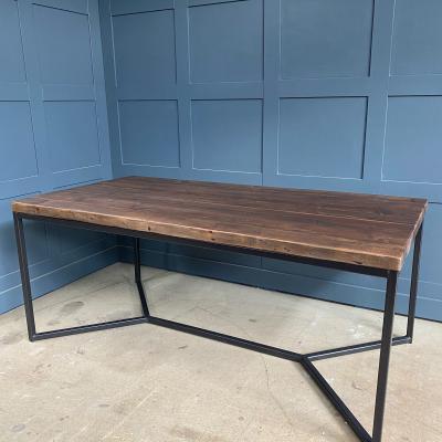 Metal Based Table