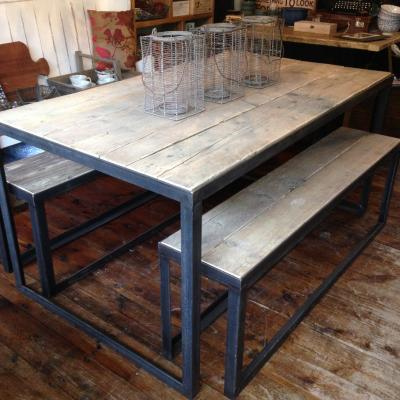 Angle Iron Table £495