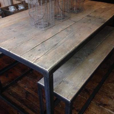 Angle Iron Table £495