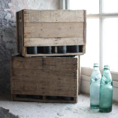 Reclaimed Bottles
