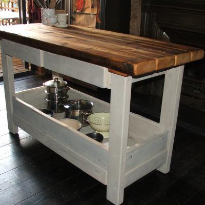 Kitchen Island Table £1,250