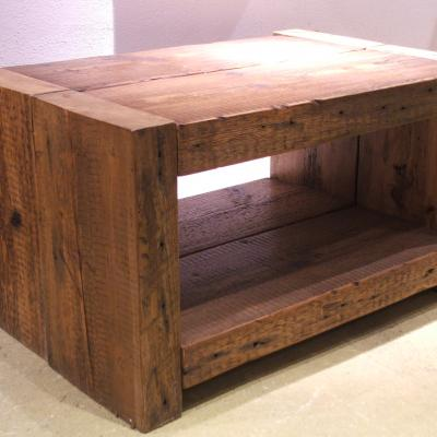 Low Table/Media Unit