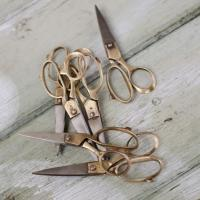 SANDIA SCISSORS BRASS