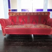 Art Nouveau Sofa Original
