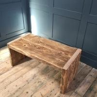 Reclaimed Wood Low Table