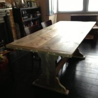 Reclaimed Table