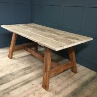 A FRAME RECLAIMED TABLE £795