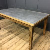 Zinc Table Large