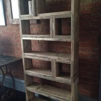 RECLAIMED CUBES SLEVING UNIT