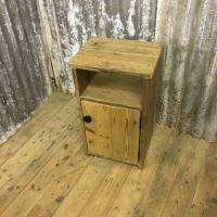 Bedside Unit with Door £195