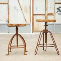 Jaded Stool and Karisa Stool