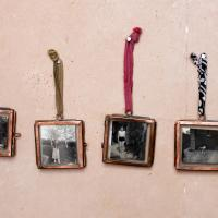 Kiko Frame Antique Brass £4.95
