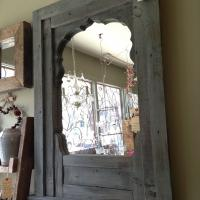 Indian Mirror £450 to £550