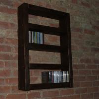 Reclaimed CD Unit (holds 84)